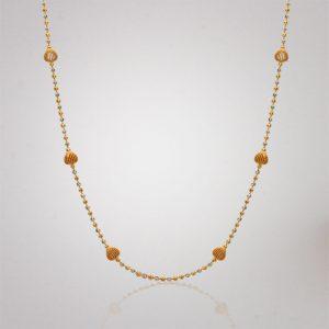 Akshaya Gold Necklace GL10201