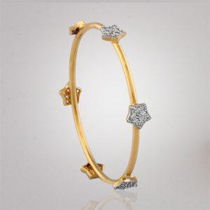Akshaya Gold Necklace GL10203