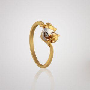 Akshaya Gold Earring GL10113