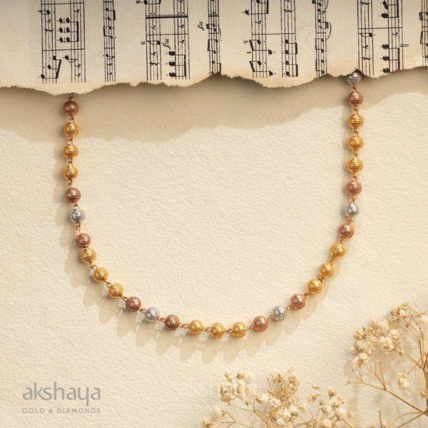Akshaya Gold Necklace GL10246