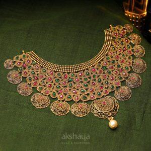 Akshaya Gold Ring GL10715