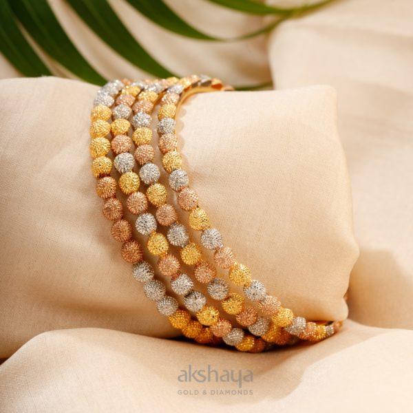 Akshaya Gold Bangle GL10330