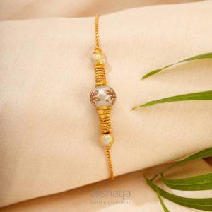 Akshaya Gold Bracelet GL10815