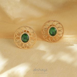 Akshaya Gold Earing GL10145
