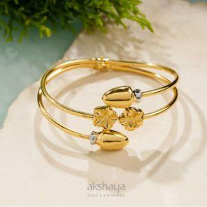 akshaya Gold Bracelet GL10817